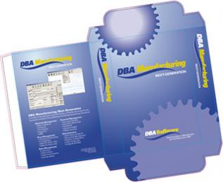 DBA Manufacturing Next-Generation Software box