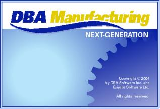 DBA Manufacturing Next-Generation Identity Sample